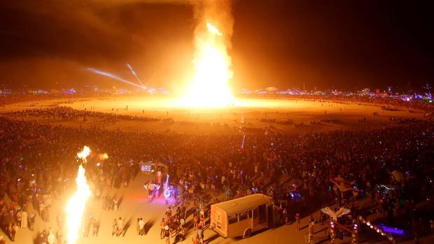 «Burning Man» 2017