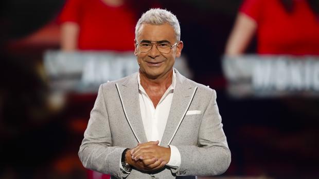 Jorge Javier Vázquez durante una de las galas de «Supervivientes 2019».