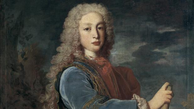 Retrato de Luis I, Rey de España