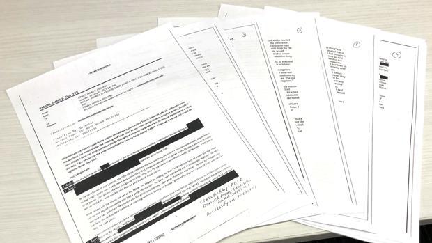 El Departamento de Justicia notificó el envío de los memorandos a tres legisladores republicanos