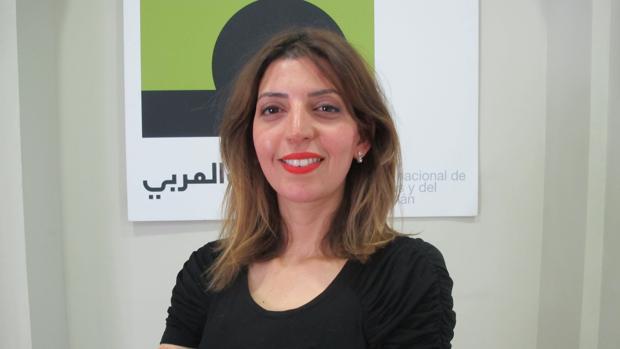 Faten Kallel, consultora y ex secretaria de Estado para la Juventud de Túnez