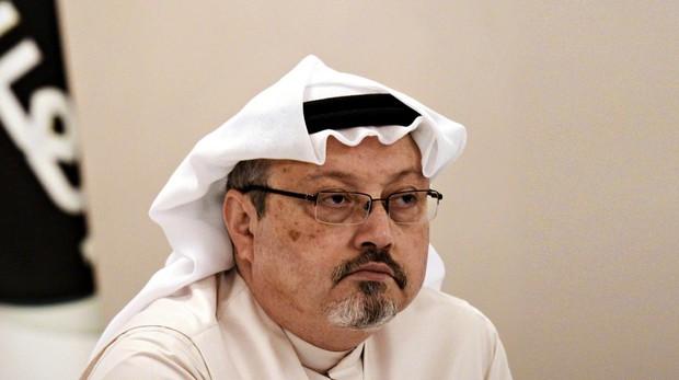 El periodista saudí asesinado Jamal Khashoggi