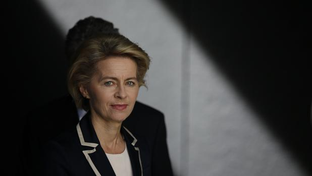 La exministra de Defensa alemana, Ursula Von der Leyen