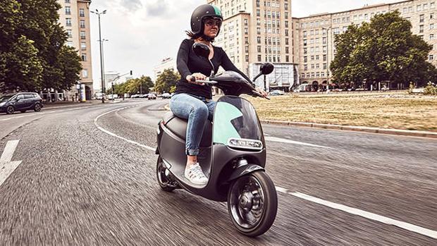200 escooters eléctricos circulan ya por Berlín