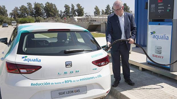 Los Seat León TGI podrán usar el nuevo combustible