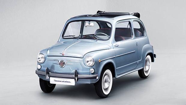 Hace 60 años que aparecio el Seat 600 en España