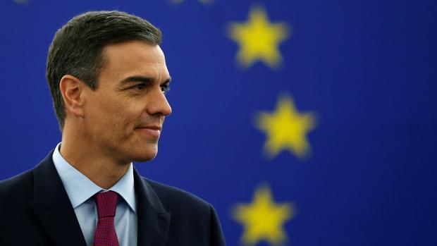 Pedro Sánchez. presidente del Gobierno