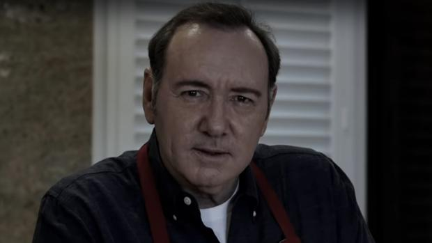 Kevin Spacey, en el vídeo que ha subido a YouTube