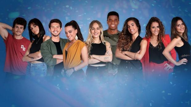 María es una de las favoritas para representar a España en Eurovisión 2019 con «Muérdeme»
