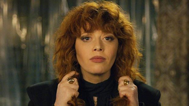 Natasha Lyonne, en «Muñeca rusa»