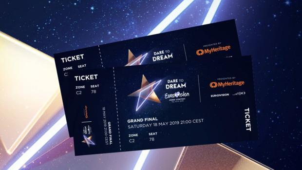 Hoy salen a la venta las entradas para Eurovisión