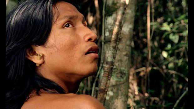 Fotograma de El canto de la selva