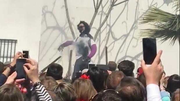 La Fiscalía de Sevilla ha abierto diligencias para investigar la polémica «Quema de Judas» de Coripe