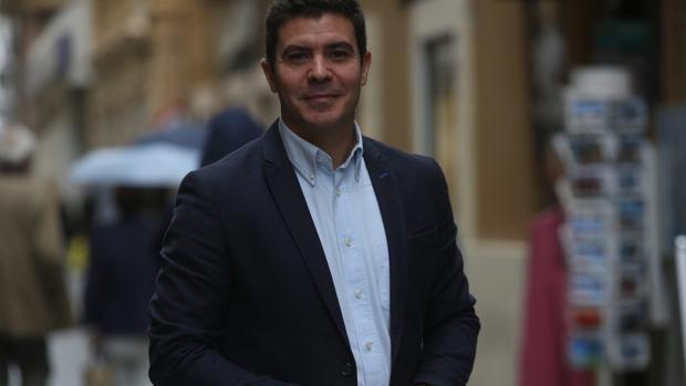 Sergio Romero, de San Fernando, es el portavoz de Ciudadanos en el Parlamento Andaluz