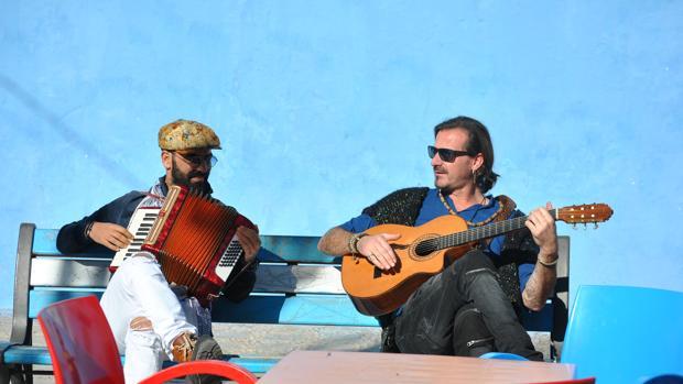 Nolasco y Hamid El Hadri han dado forma a un proyecto con músicos españoles y marroquíes