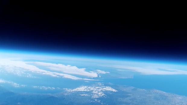 Gracias a este proyecto es posible obtener espectaculares imágenes desde la estratosfera