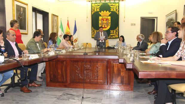 Elección de nuevo alcalde de Olvera
