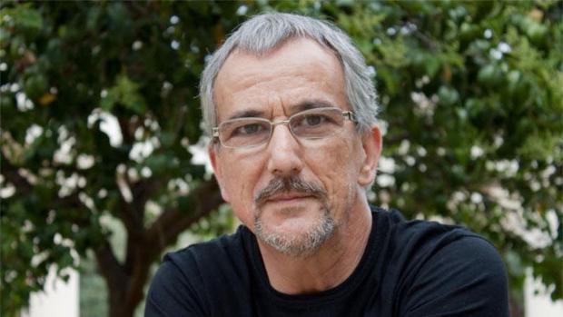 El poeta Antonio Cabrera