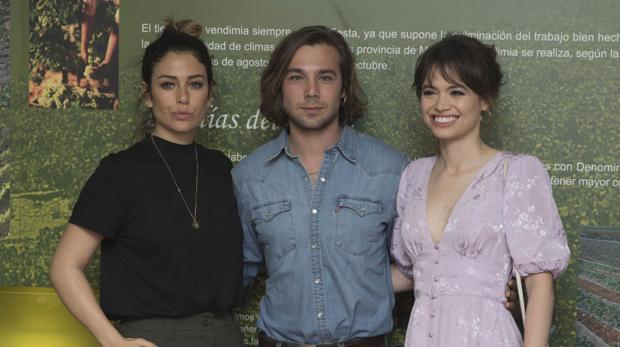 Blanca Suárez en la presentación de 'El verano que vivimos'