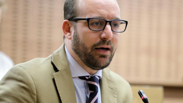 El alcalde de El Puerto, Germán Beardo.