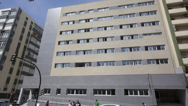 La parte exterior del edificio ya está culminada a la espera de que se adapte el interior y se pueda proceder al traslado.