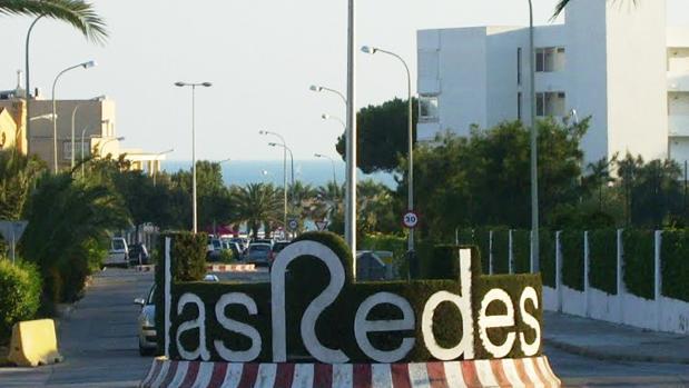Rotonda de Las Redes en El Puerto