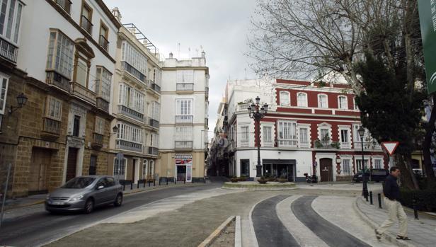 Los hechos ocurrieron en una calle próxima a la Alameda, en Cádiz.