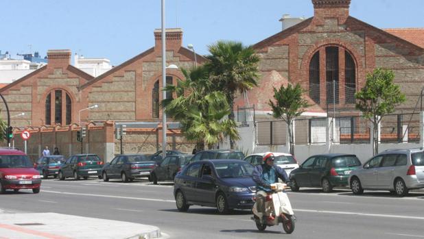 Los antiguos depósitos de la tabacalera, propuesta del Ayuntamiento para la Ciudad de la Justicia.