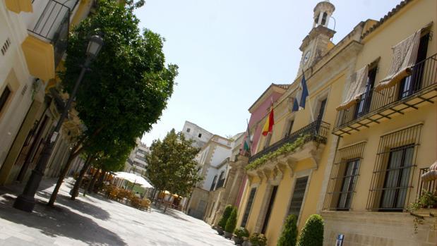 Ayuntamiento de Jerez.