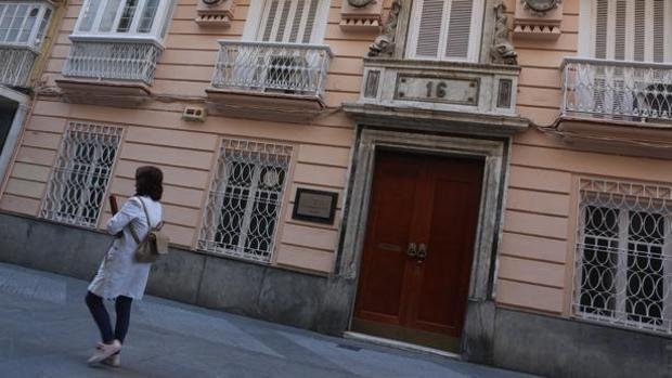 El antiguo rectorado albergará Cultura, Fiestas y la Fundación Ory.