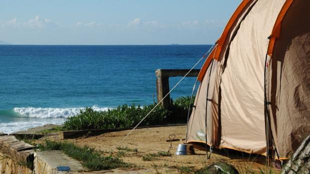 Imagen del camping Torre de la Peña de Tarifa