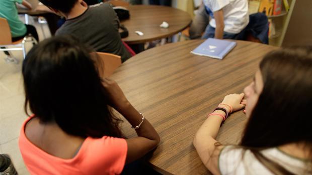 Los institutos han iniciado ya su curso escolar.