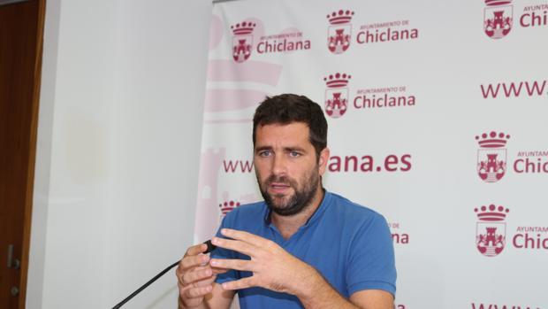 Roberto Palmero, delegado de Medio Ambiente.
