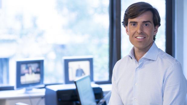 Pablo Montesinos es el Vicesecretario de Comunicación del PP.