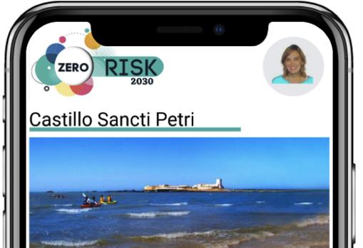 Una aplicación mostrará cómo lograr un turismo azul y sostenible.