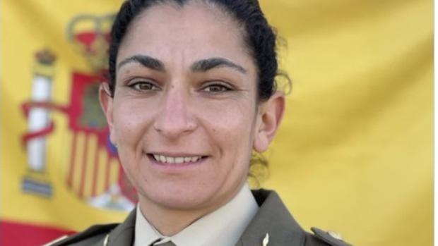 Muere una militar del RACTA-4, de San Fernando, en un accidente durante unos ejercicios en Alicante