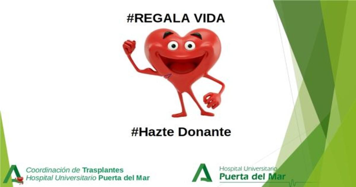 Las coordinaciones de trasplantes de la provincia dedican la semana que viene a los donantes de órganos