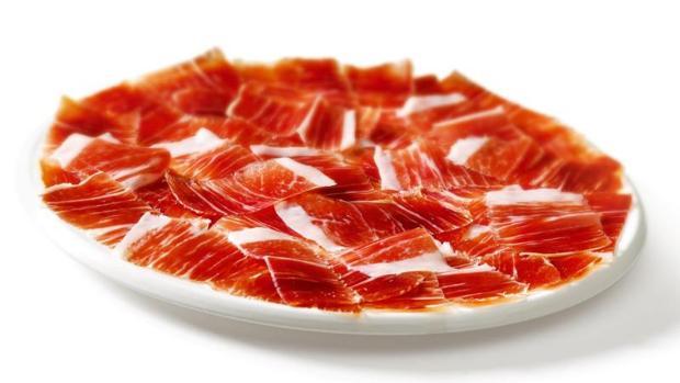 El jamón de bellota 100% ibérico tiene importantes cantidades de polifenoles, tocoferoles y otros antioxidantes naturales