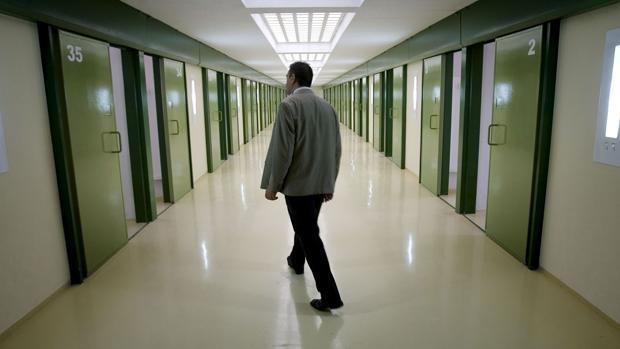 Interior de una prisión