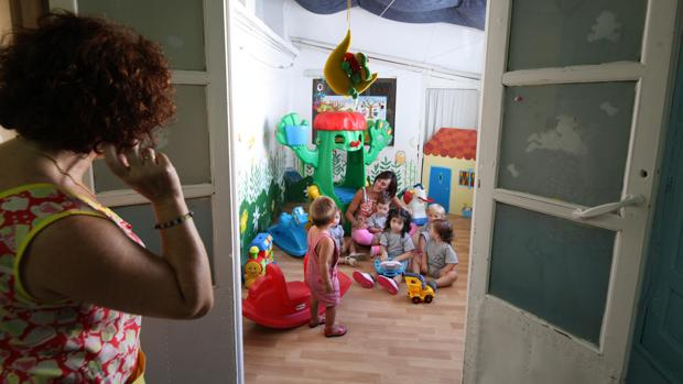 Una escuela infantil