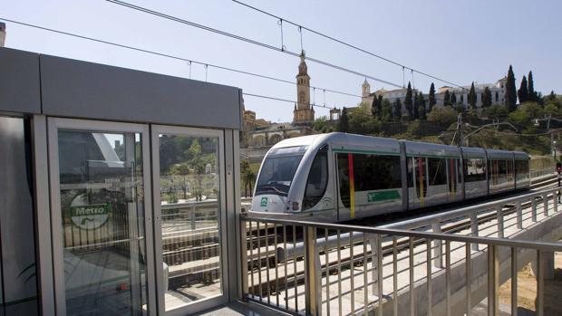Línea 1 del metro de Sevilla