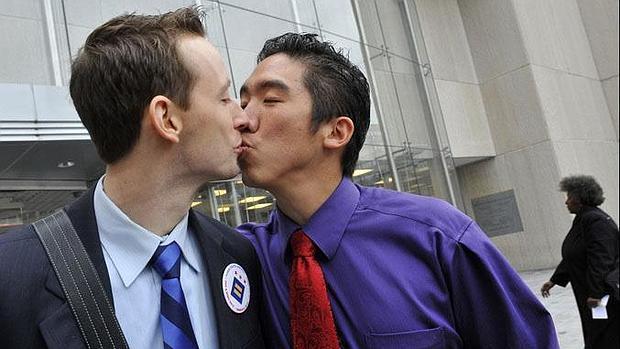 El matrimonio entre personas del mismo sexo no está reconocido en la legislación alemana