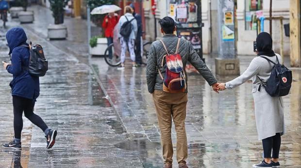 19 provincias estarán en riesgo por lluvias y tormentas