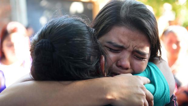 Imelda Cortez, tras salir de la cárcel