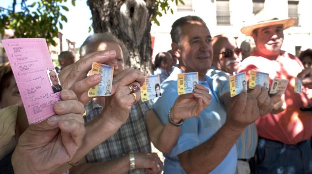 Las personas con «nombres raros y poco comunes» de España se reúnen en unas jornadas celebradas en Huerta de Rey (Burgos)